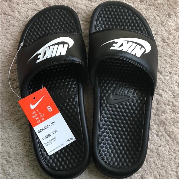 6ac7ad841caa Nike Benassi JDI Slides NWT